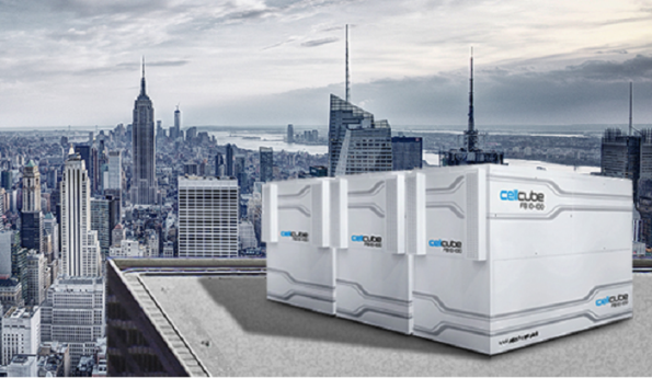 Austrian vanadium flow battery technology in new ownership