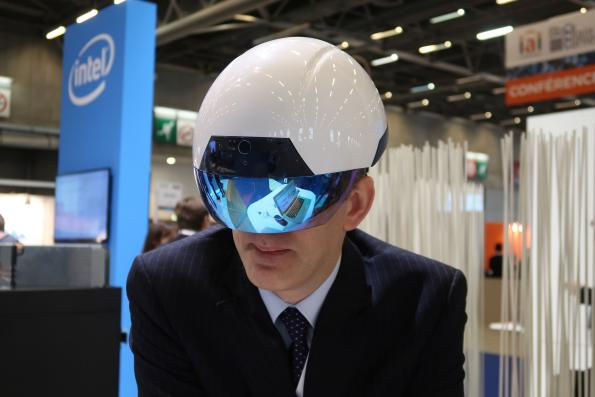 A hard hat for AR industrialization
