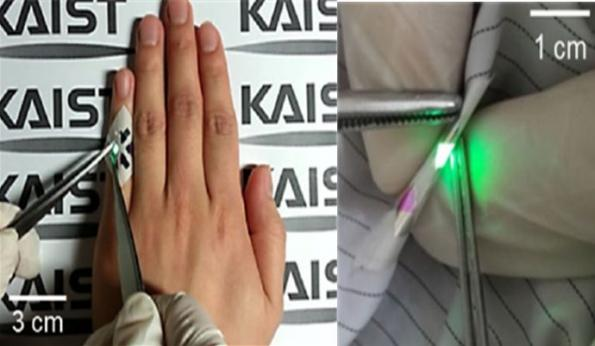 Fabric-based OLEDs promise wearable displays