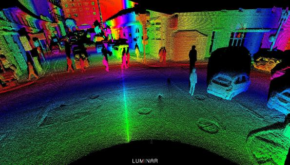 Californian startup boosts LiDAR' specs with proprietary InGaAs design