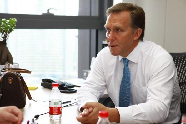 Plessey CEO in shock resignation