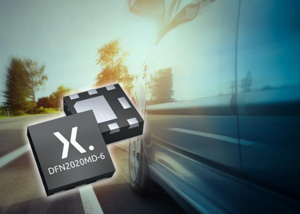 Automotive-qualilfied MOSFETs in small packages replace larger devices
