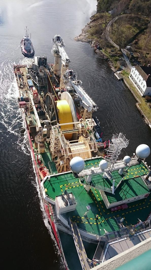 Nexans to supply 42km of 3kV cabling for Norway project