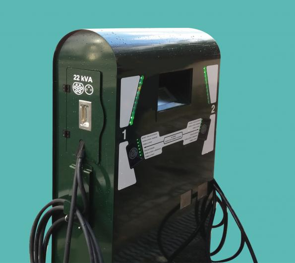 Nexans branches out from cables with EV charger