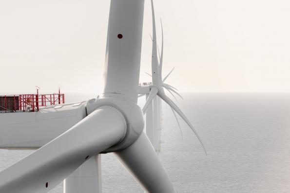 Nexans supplies cables for 66kV offshore wind farm pilots
