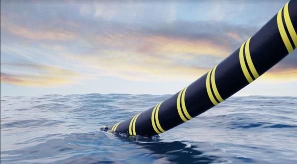 Nexans has qualified its 420 kV XLPE submarine power cable design for use in record water depths of 550m.