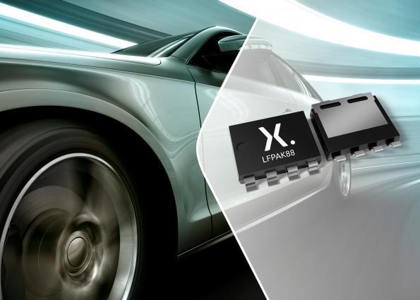 40V MOSFET boosts power density in industrial designs