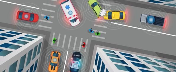 A software-defined platform from National Instruments provides mixed signal functional test capabilities for driverless car systems