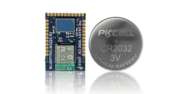 Low power Bluetooth PIR module for occupancy detection