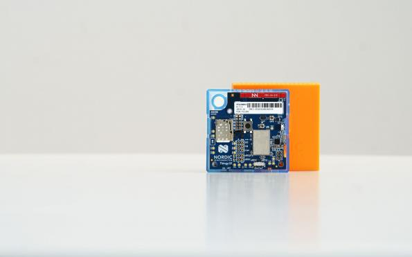 Nordic Semiconductor's 'Thingy:91' rapid cellular IoT prototyping platform provides easy connectivity and integrated security.
