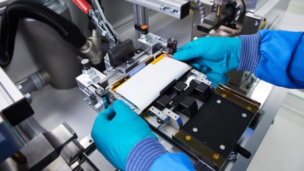 VW sets up another battery union for Europe
