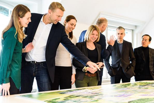 Northvolt is working with VW on gigafactory plans across Europe