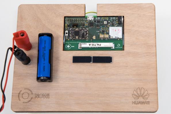 Dutch energy harvesting PMIC boosts NB-IoT chip