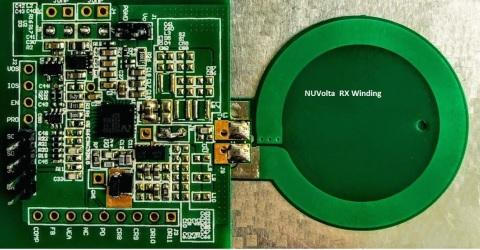 Magnetic Resonance Receiver Enables 20w Wireless Charging