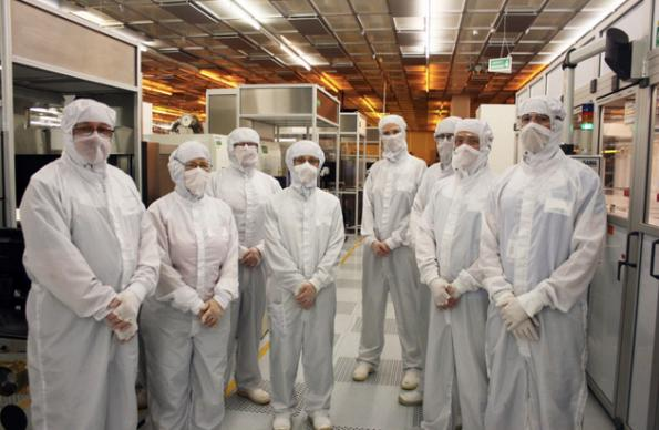 Newport Wafer Fab seeks funds for capacity expansion