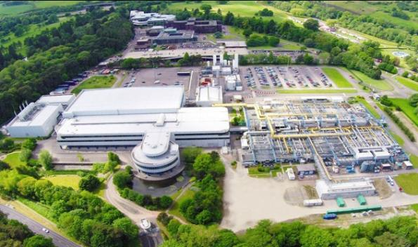 """Plans for independent R&D fab within Newport campus """"have momentum"""""""