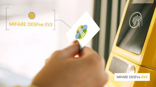 Third evolution of NXP contactless MIFARE DESFire portfolio
