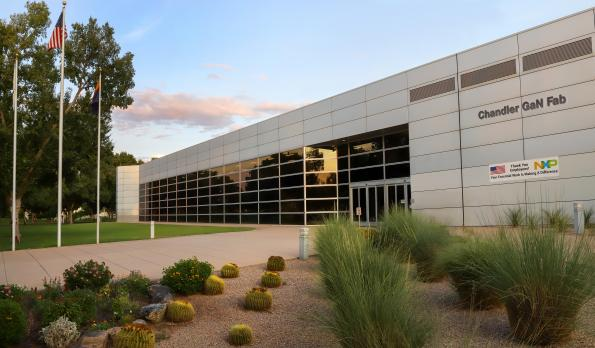 NXP has opened its high-volume 150mm manufacturing plant in Chandler that is the most advanced GaN fab for RF in the United States