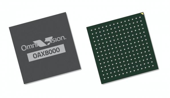 Driver monitor ASIC includes neural processor, DRAM