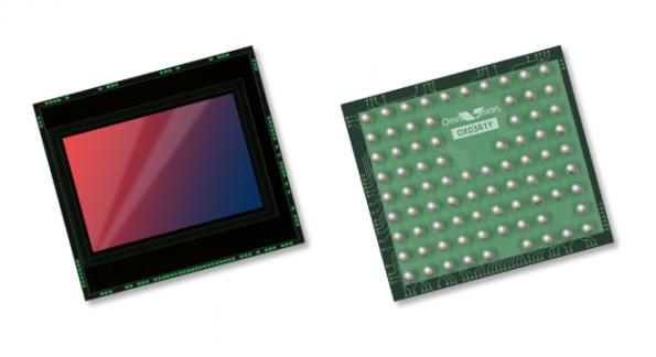 OmniVision, ARM pair image sensor, processor for automotive