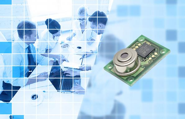 Omron has launched a 32 x 32 element version of the company's D6T MEMS thermal sensors, featuring the widest field of view of any Omron thermal sensor.