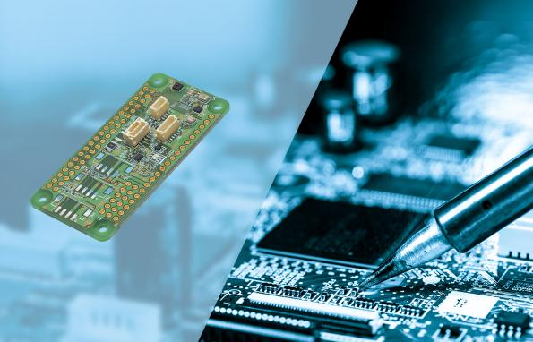 Omron Electronic Components Europe has launched a new Sensor Evaluation Board, hosted on Raspberry Pi, Arduino or Adafruit Feather.
