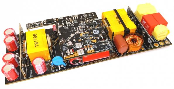 A 300W reference design from On Semiconductor and GaN Systems is aimed at adaptors for HDTVs, gaming notebooks and consoles, as well as industrial and medical devices.