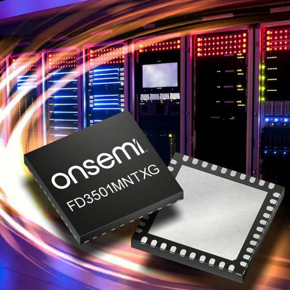 Onsemi, Ramaxel team for next generation cloud server power