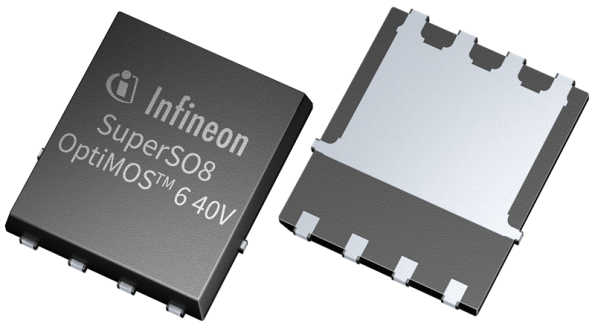 40V MOSFETs optimised for switch mode power supplies