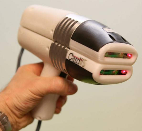 Laser Doppler vibrometry