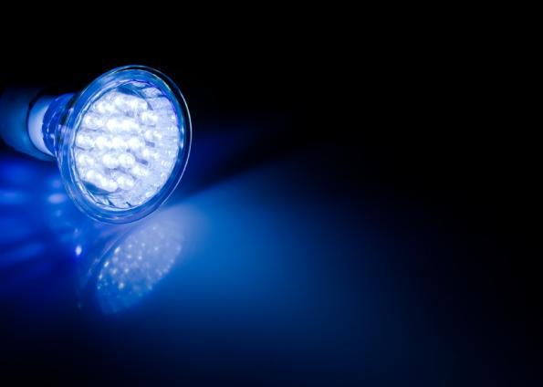 Driving high brightness LEDs