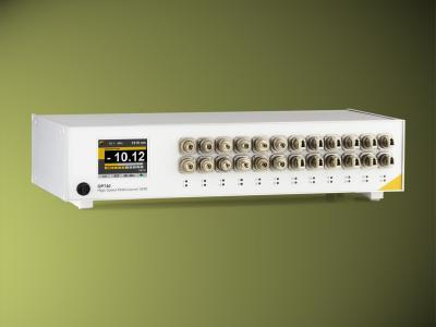 Power meter for lasers handles 125,000 samples per second