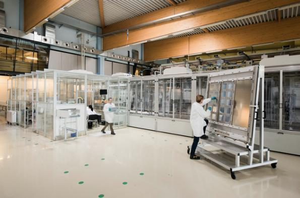 OxfordPV gets German funds for record-breaking solar cells