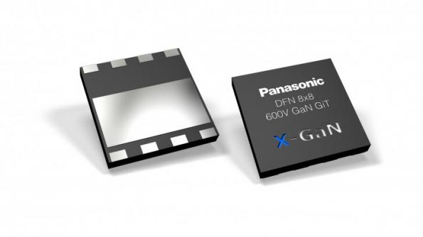 Panasonic boosts GaN technology with integrated power switch