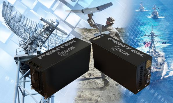 Pentek has announced that Telemus, Inc. will use a Pentek Talon RTX 2589 rugged IF recorder for operational use onboard UAVs as part of its ALR-510 ELINT/ESM system.