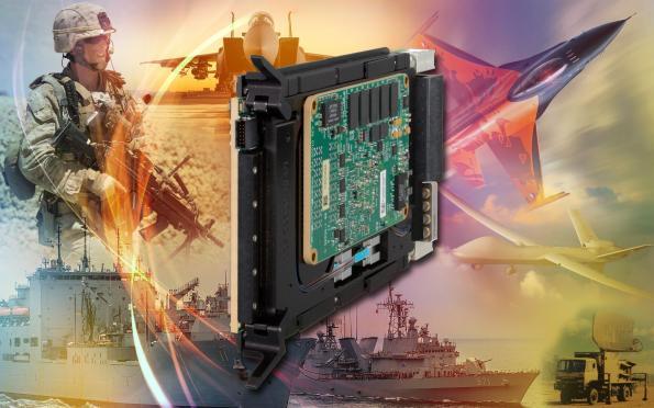Quartz RFSoC board aligned to SOSA technical standard