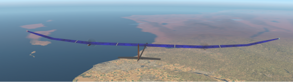 The PHASA-35 High Altitude, Long Endurance UAV has been tested in Australia at altitude