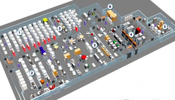 Manufacture fabrication technological equipment for foundry