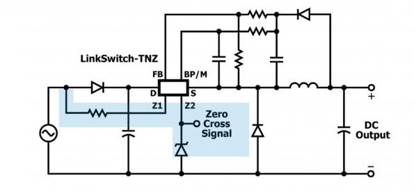 Lossless switcher slashes standby power