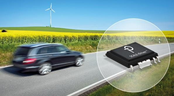 IGBT and SiC gate drivers certified for automotive use