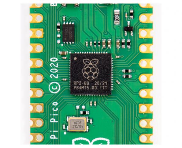 Raspberry Pi controller available as silicon