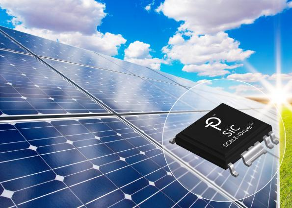SiC MOSFET gate driver supports hundreds of kW without a booster