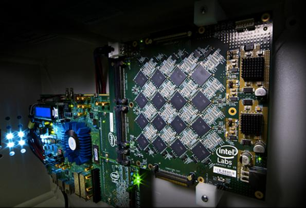 Intel 64-chip neuromorphic system now available for research