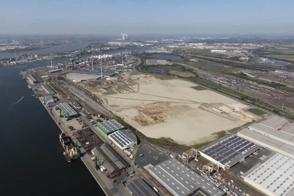 Antwerp's NextGen District looks to battery maker