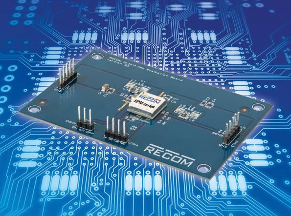 Board enables simple testing of DOSA power converters