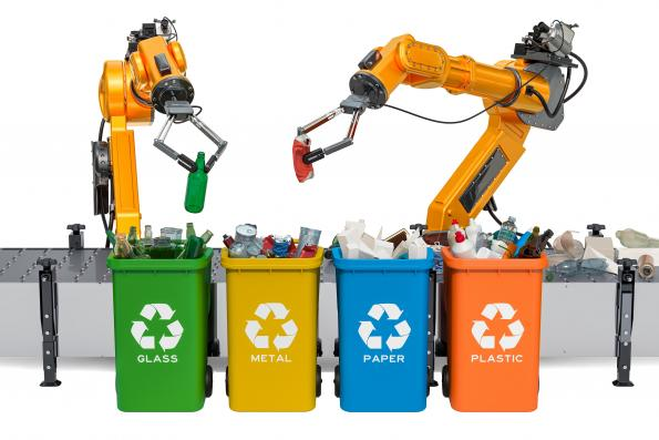 UK project to tag plastic waste with RFID