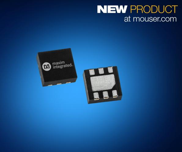 Mouser adds DS2477 DeepCover secure I2C coprocessor