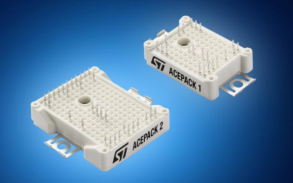 30kW integrated IGBT modules in distribution