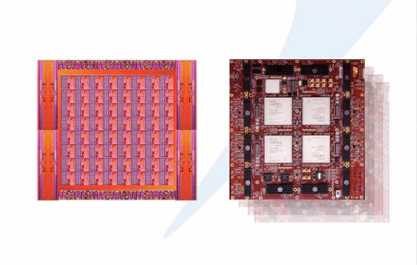 Universal processor startup goes for split tape-out