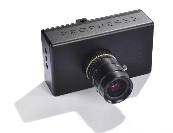 Evaluation kit for high-definition event-based vision sensor